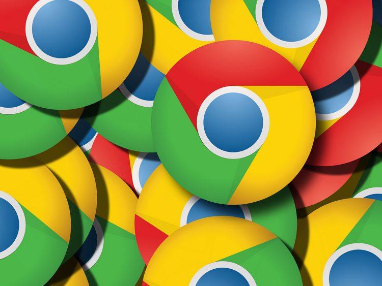Google Chrome como navegador más usado
